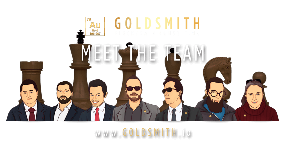 Meet Our Blockchain and ICO Consulting Experts